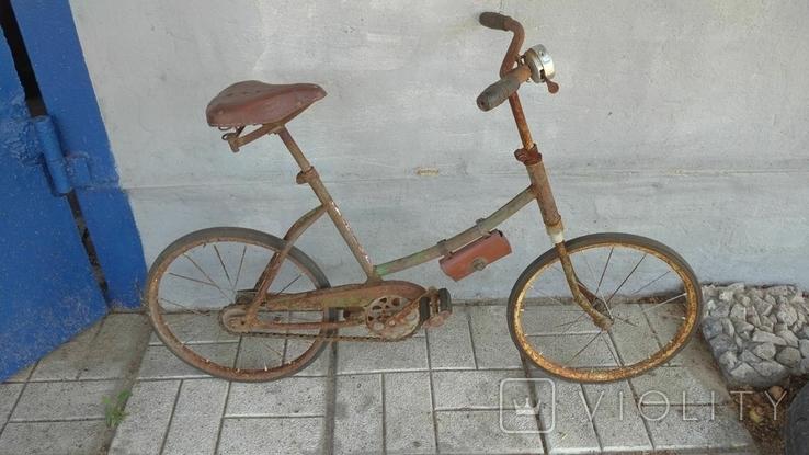 """Велосипед """"Олененок"""" 1975 год., фото №2"""