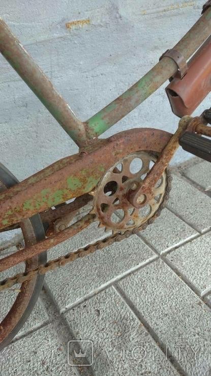 """Велосипед """"Олененок"""" 1975 год., фото №6"""