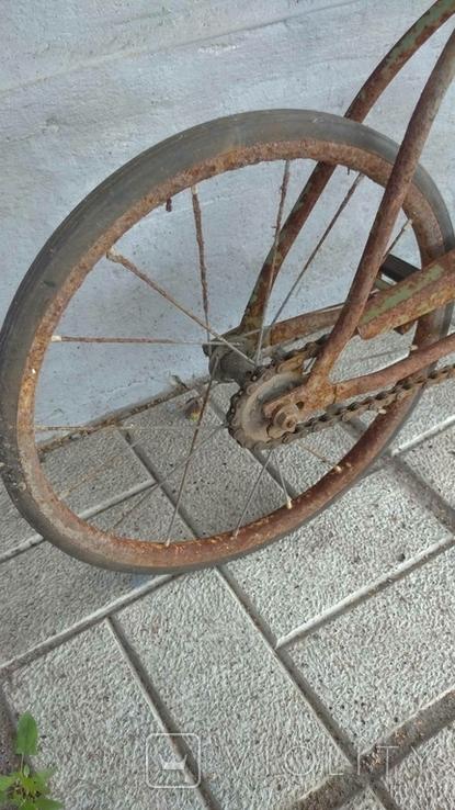 """Велосипед """"Олененок"""" 1975 год., фото №8"""