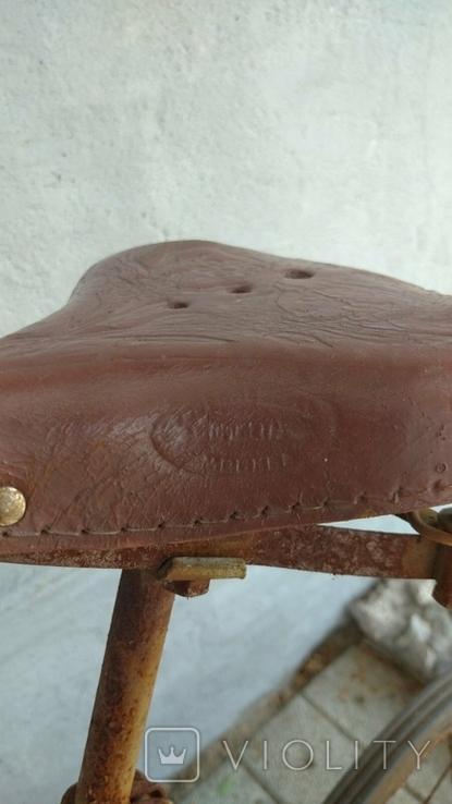 """Велосипед """"Олененок"""" 1975 год., фото №9"""