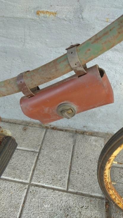 """Велосипед """"Олененок"""" 1975 год., фото №11"""