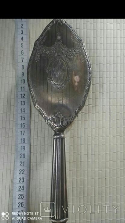 Серебряная щетка, фото №2