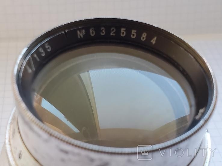 """Объектив """"Юпитер-11"""",4/135,N6325584., фото №10"""