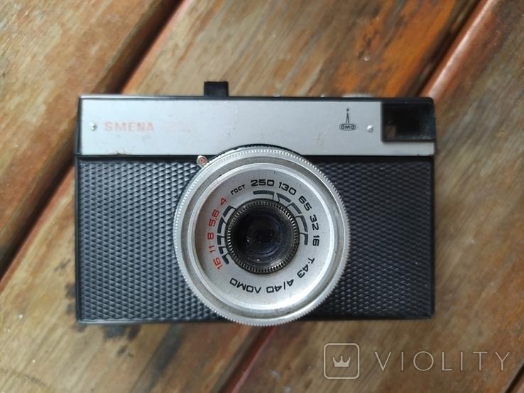 Фотоаппарат SMENA 8M, фото №4