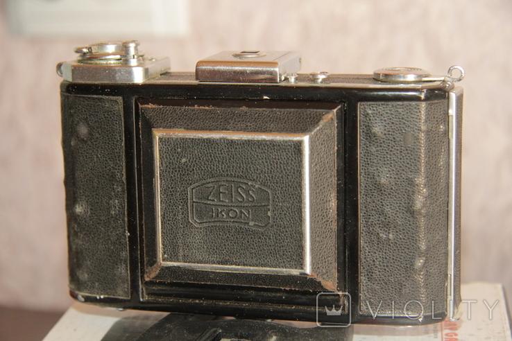 Фотокамера Zeiss Ikon IKONTA 521/169(2), фото №4