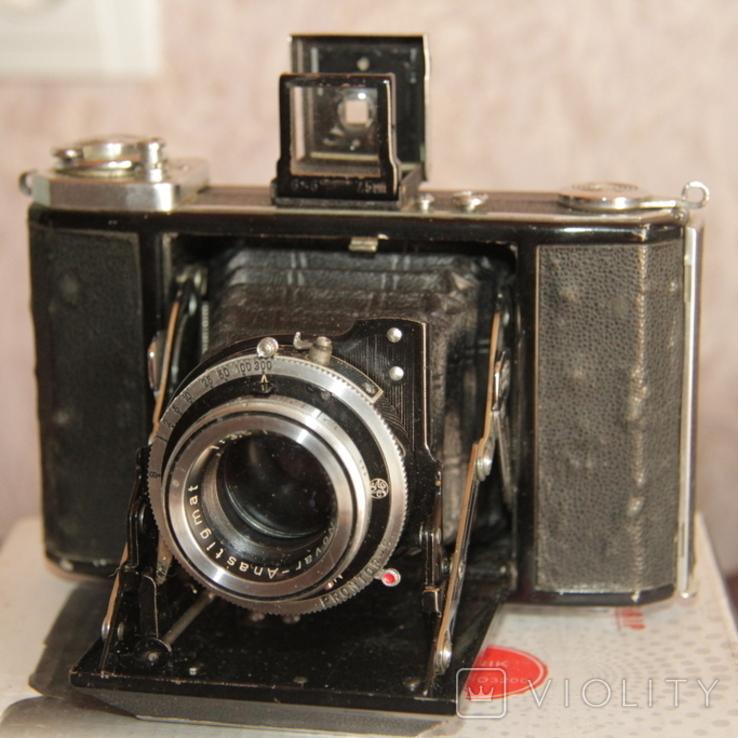 Фотокамера Zeiss Ikon IKONTA 521/169(2), фото №2