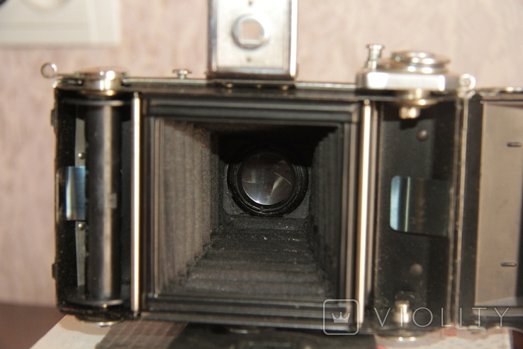 Фотокамера Zeiss Ikon IKONTA 521/169(2), фото №11