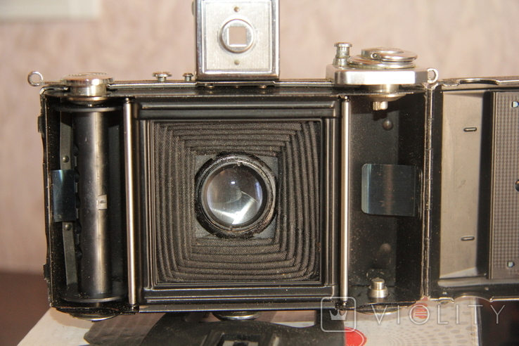Фотокамера Zeiss Ikon IKONTA 521/169(2), фото №12