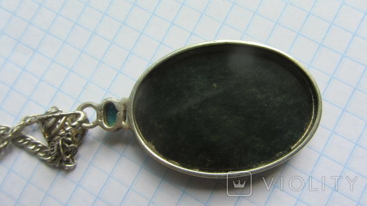Кулон. Серебро 925., фото №5