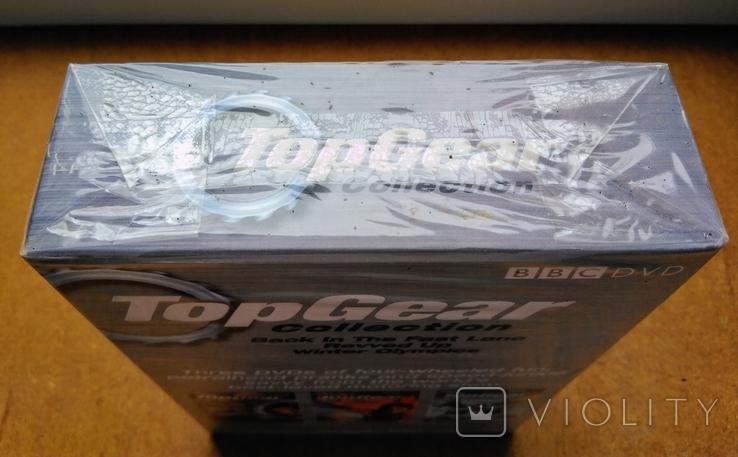 """Запечатанная BBC DVD """"Top Gear"""" коллекция из трёх дисков, 2006 г., фото №6"""