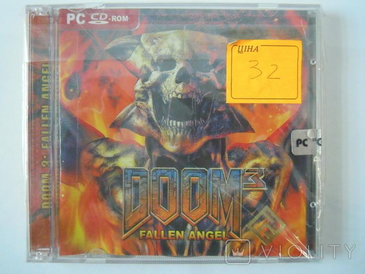 CD диск Doom 3 Addon, фото №2
