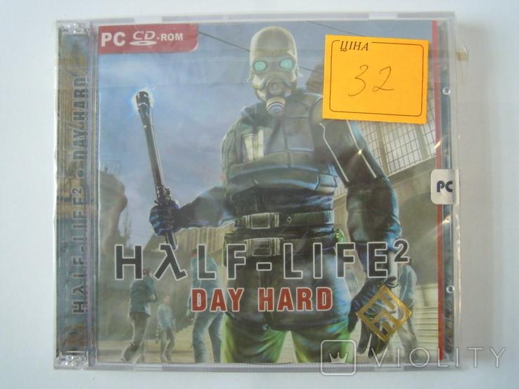 CD диск Half-life 2 Day hard, фото №2