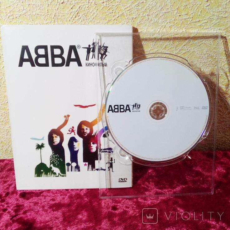 """DVD """"ABBA"""" ( кінофільм), фото №2"""