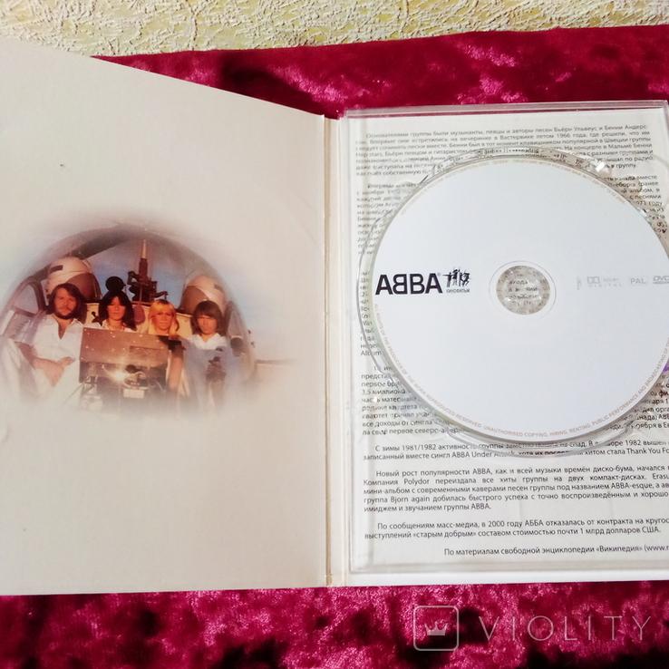 """DVD """"ABBA"""" ( кінофільм), фото №3"""