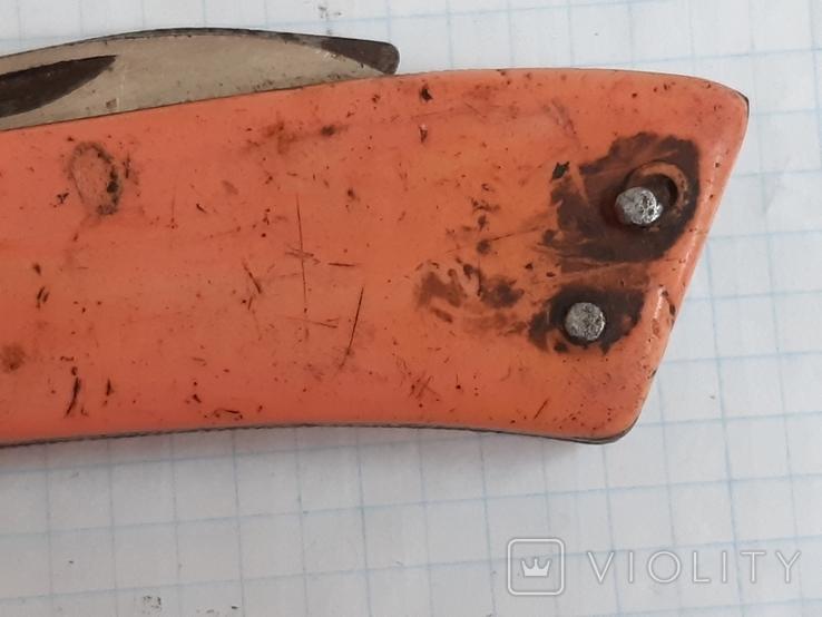Нож складной СССР, фото №5
