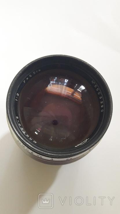 Обьектив Юпитер 9, фото №6