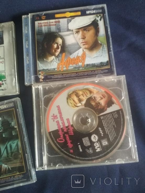 Видео СD с фильмами. Лот 2, фото №3
