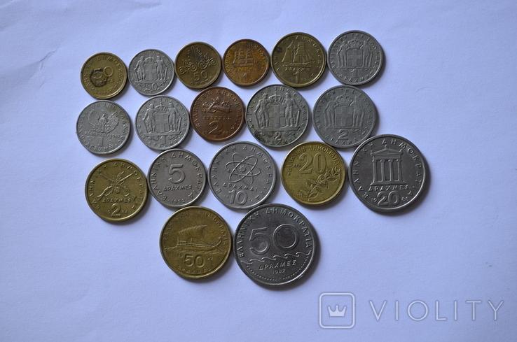 Монети Греції №4, фото №2