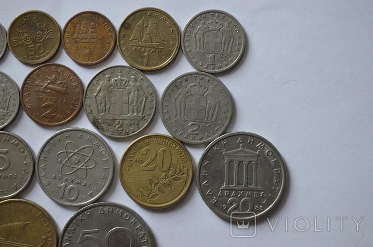 Монети Греції №4, фото №6