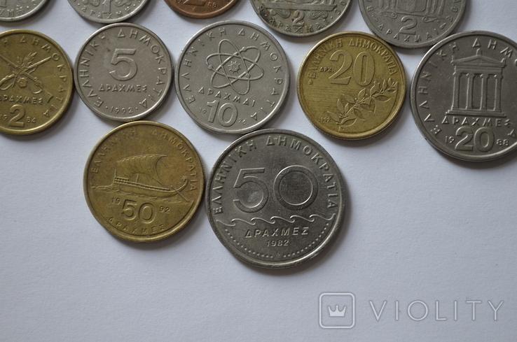 Монети Греції №4, фото №7