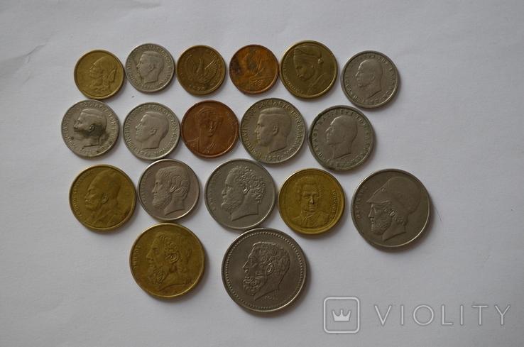 Монети Греції №4, фото №8
