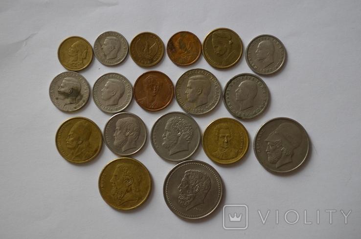 Монети Греції №4, фото №9
