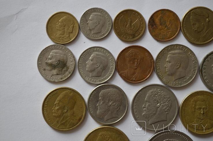 Монети Греції №4, фото №10