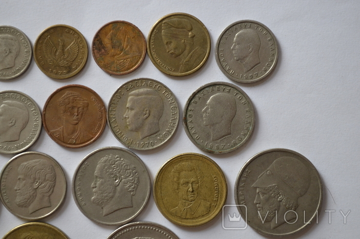Монети Греції №4, фото №12