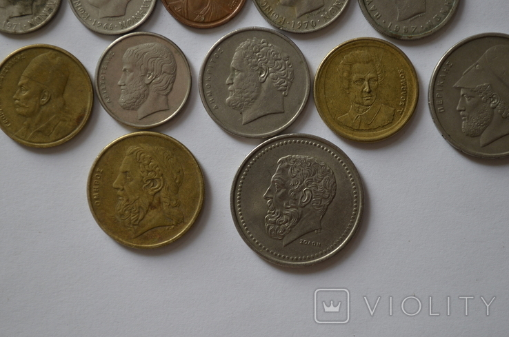 Монети Греції №4, фото №13