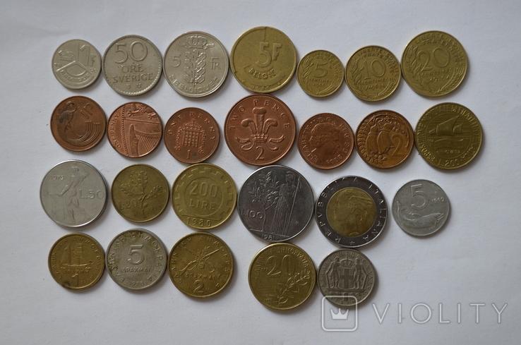 Монети світу без повторів №5, фото №2