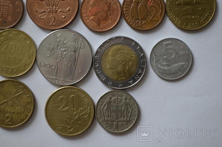 Монети світу без повторів №5, фото №5
