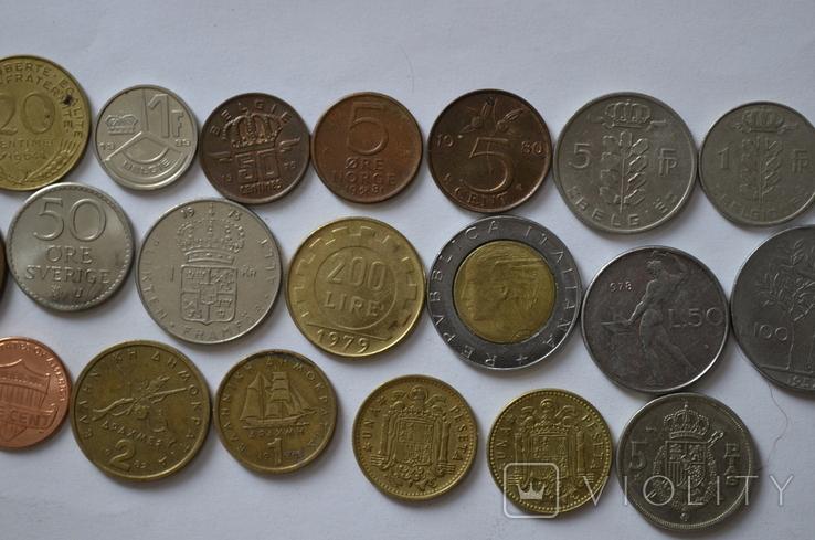 Монети світу без повторів №6, фото №5