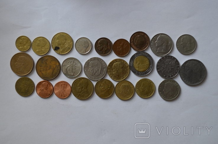 Монети світу без повторів №6, фото №8