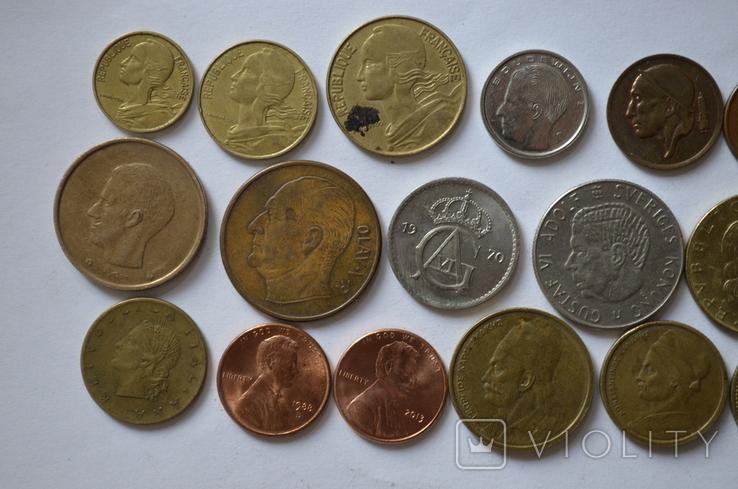 Монети світу без повторів №6, фото №9