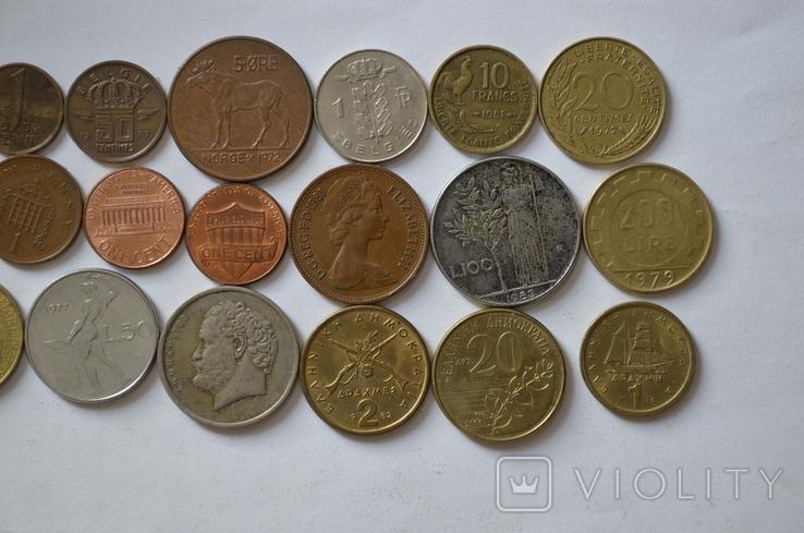 Монети світу без повторів №7, фото №4