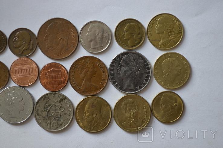 Монети світу без повторів №7, фото №8