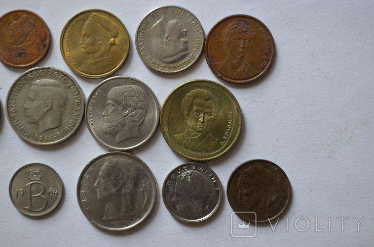 Монети світу без повторів №10, фото №7