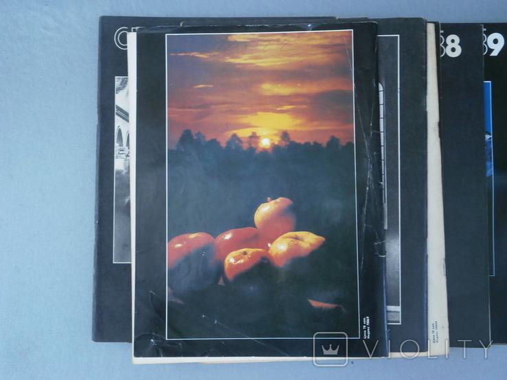 Журналы Советское фото 1988 год - 12 шт., фото №5