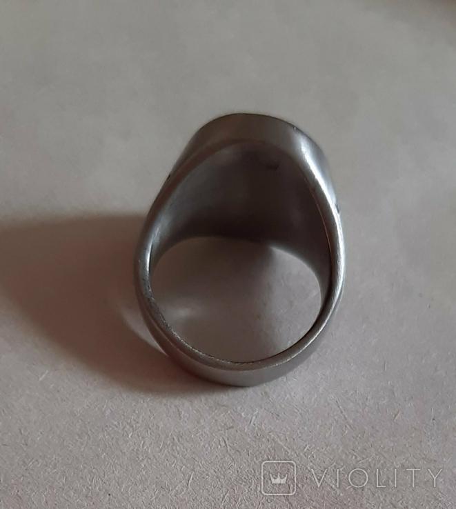 Перстень, кольцо Священное сердце Иисуса, фото №3