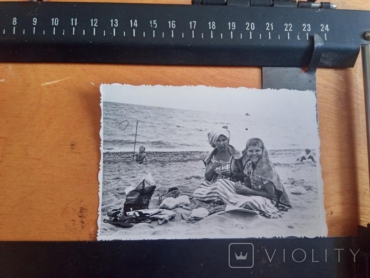 7. Пляж Севастополь.60- е, фото №4