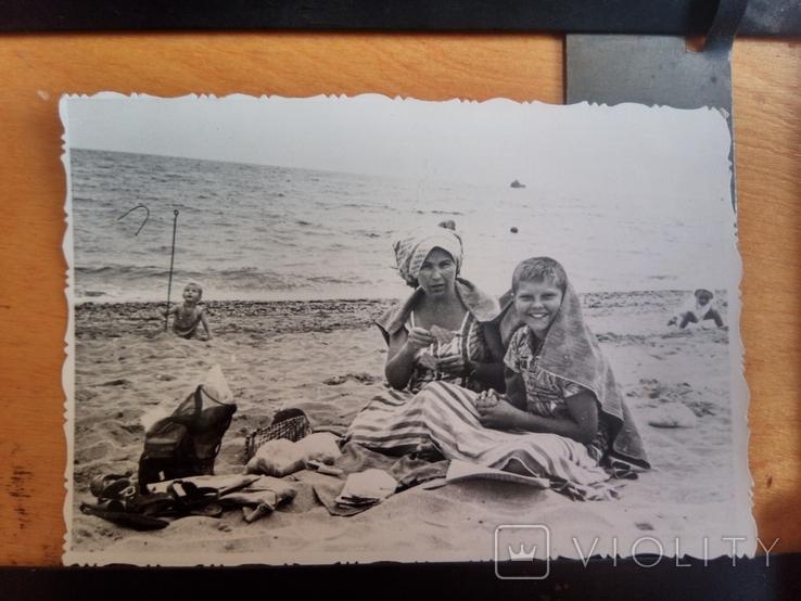 7. Пляж Севастополь.60- е, фото №2