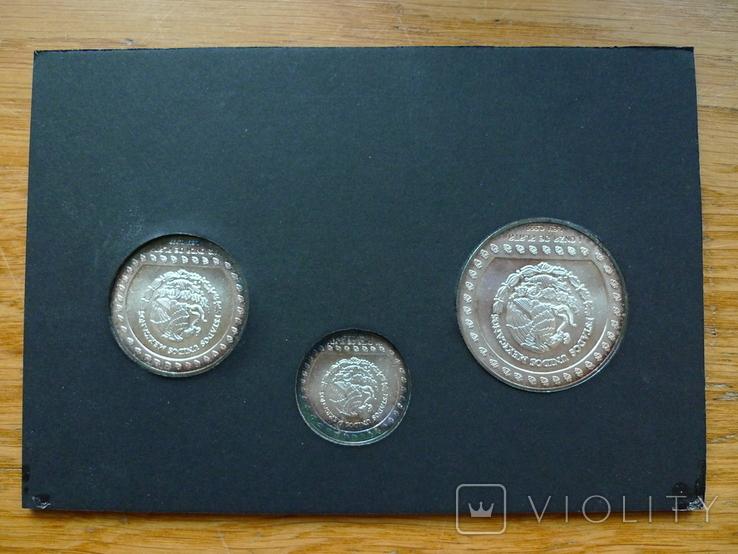 """Набор монет """"Мексика"""", фото №7"""