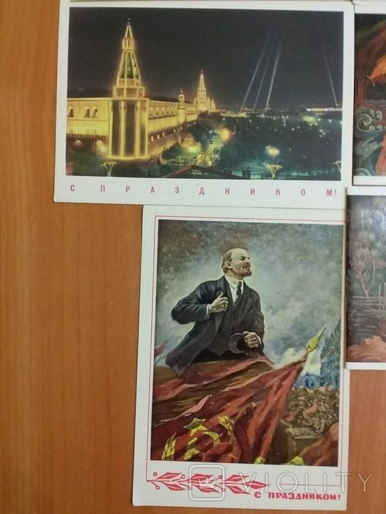 Открытки памятные даты, события, Палех, фото №8