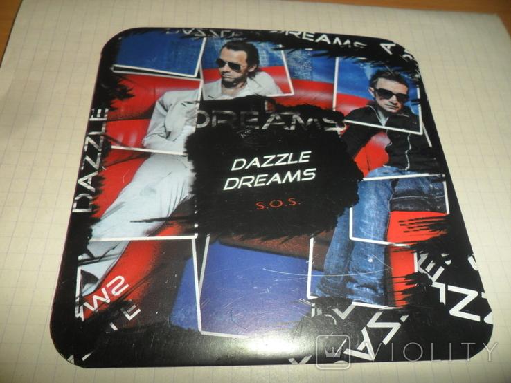 Диск сингл Dazzle Dreams - S.O.S. Песня фото интервью контакты, фото №2