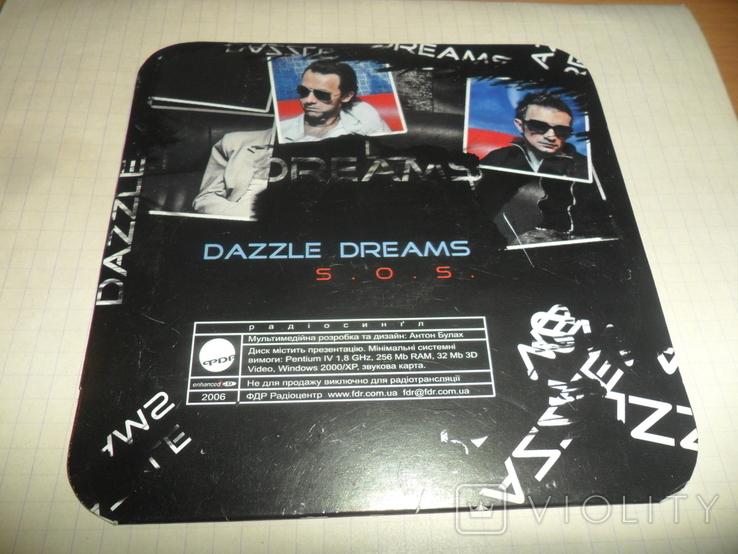 Диск сингл Dazzle Dreams - S.O.S. Песня фото интервью контакты, фото №3
