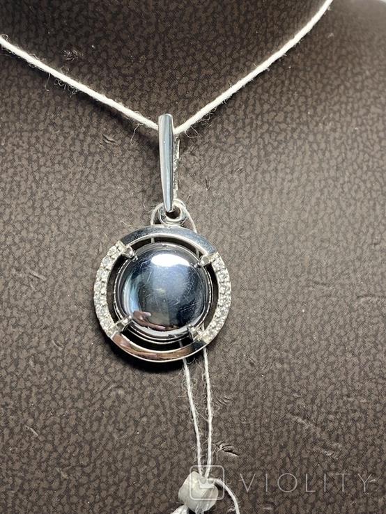 Серебряные подвески 11 штук, фото №4