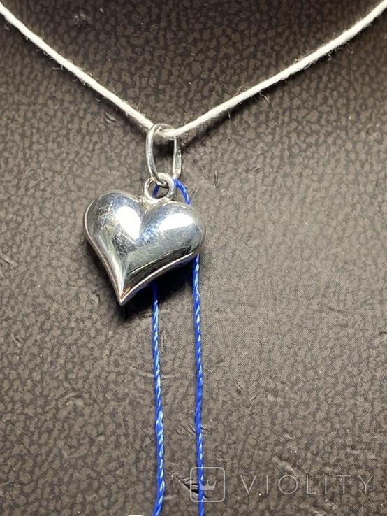Серебряные подвески 11 штук, фото №12