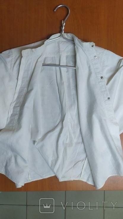 Рубашка вышиванка на подростка, фото №6