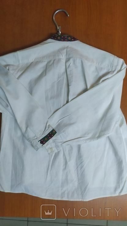 Рубашка вышиванка на подростка, фото №7