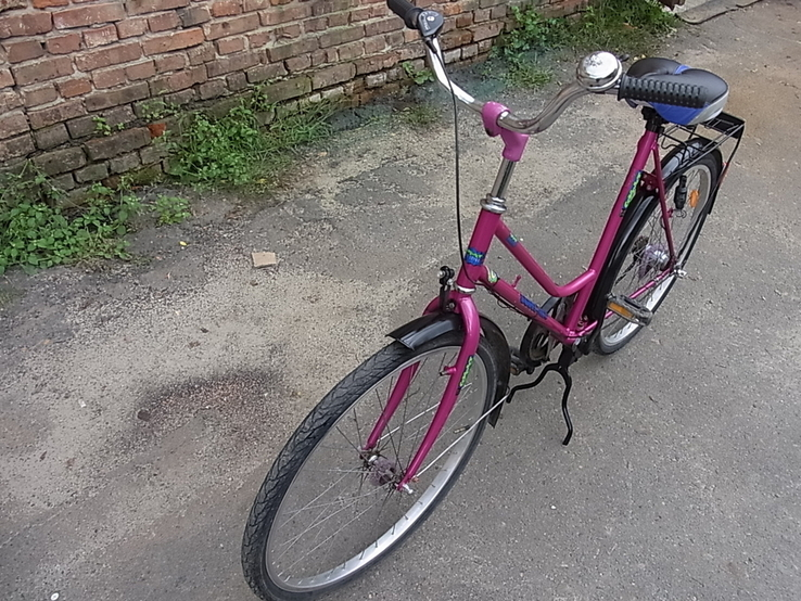 Велосипед COMPACT на 26 кол. з Німеччини, фото №5